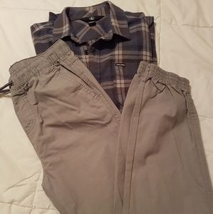 Youth Cotton Joggers